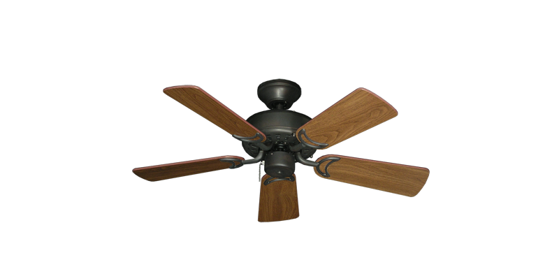 """Picture of 42"""" Dixie Belle Oil Rubbed Bronze with 36"""" Walnut Blades"""