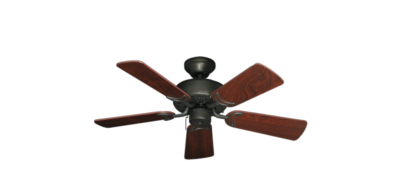 "Picture of 42"" Dixie Belle Oil Rubbed Bronze with 36"" Cherrywood Blades"