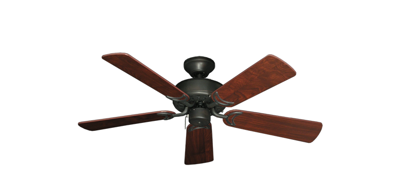 """Picture of 42"""" Dixie Belle Oil Rubbed Bronze with 42"""" Cherrywood Blades"""