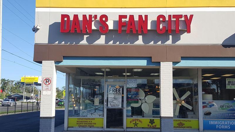 Ceiling Fan Store in Orlando