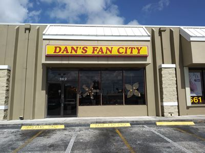 Dan's Fan City in W. Palm Beach, FL
