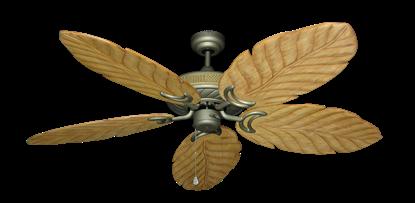 """Picture of Atlantis Antique Bronze with 58"""" Series 100 Arbor Maple Blades"""