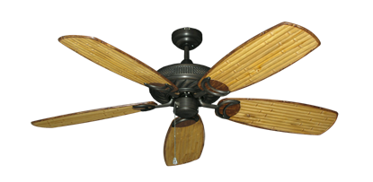 """Picture of Atlantis Oil Rubbed Bronze with 52"""" Series 275 Arbor Bamboo Blades"""