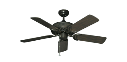 "Picture of Atlantis Oil Rubbed Bronze with 44"" Outdoor Oil Rubbed Bronze Blades"