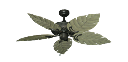 """Picture of Atlantis Oil Rubbed Bronze with 52"""" Venetian Driftwood Blades"""