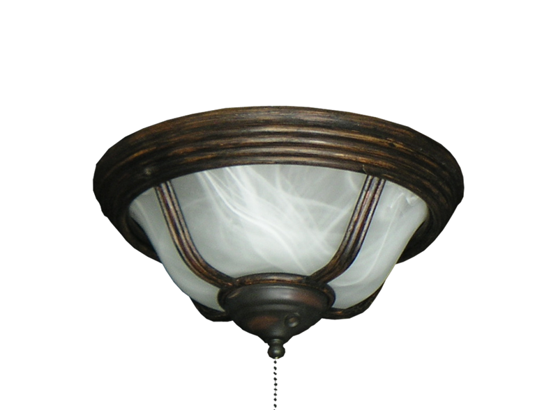Picture of 190 Moroccan Light Oil Rubbed Bronze with White Scavo