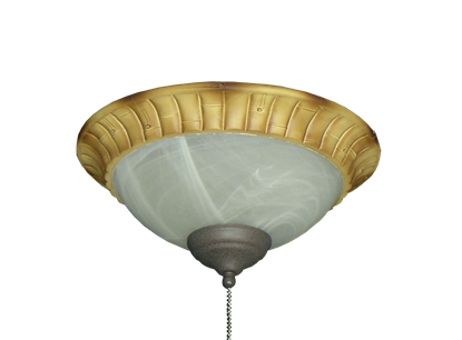199 Cabana Breeze Bowl Light