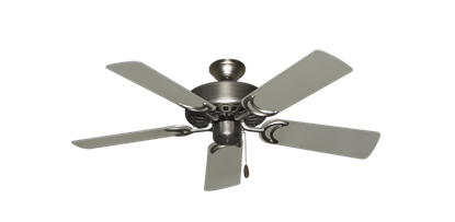 """Picture of Dixie Belle Satin Steel with 44"""" Satin Steel (painted) Blades"""