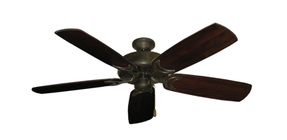 "Picture of Dixie Belle Oil Rubbed Bronze with 52"" Series 425 Arbor Cherrywood Blades"