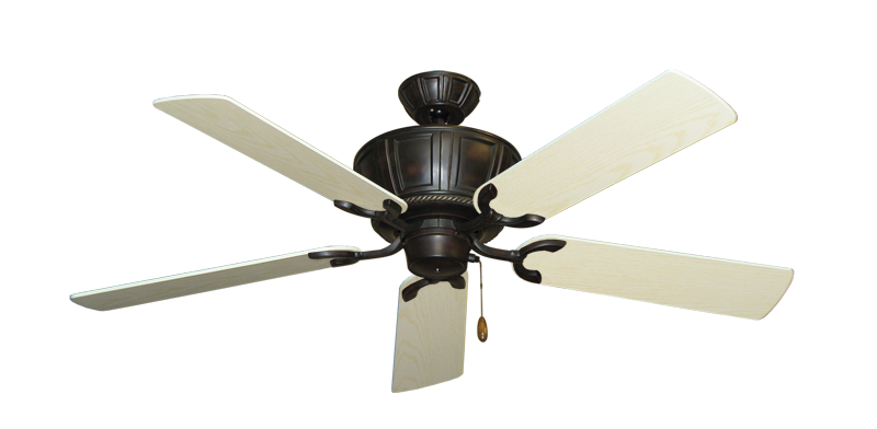 """Picture of Centurion Oil Rubbed Bronze with 52"""" Pine Blades"""