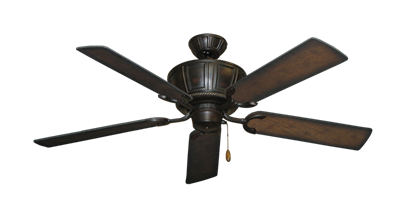 "Picture of Centurion Oil Rubbed Bronze with 52"" Distressed Hickory Blades"