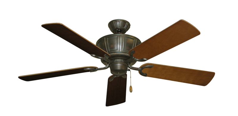 "Picture of Centurion Oil Rubbed Bronze with 52"" Natural Cherry Blades"