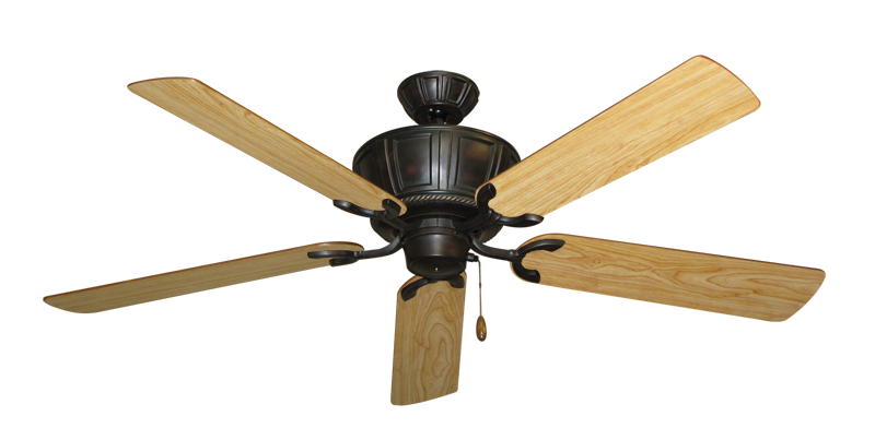 "Picture of Centurion Oil Rubbed Bronze with 56"" Maple Blades"