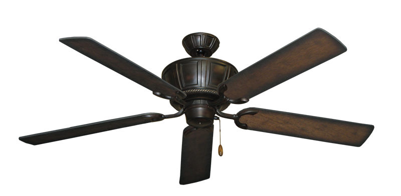 "Picture of Centurion Oil Rubbed Bronze with 56"" Distressed Hickory Blades"