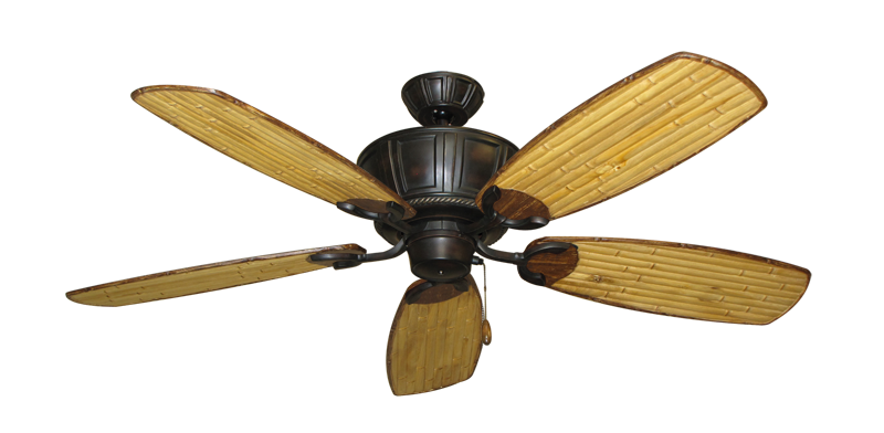 "Picture of Centurion Oil Rubbed Bronze with 52"" Series 275 Arbor Bamboo Blades"