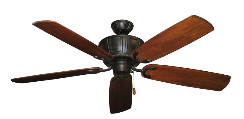 """Picture of Centurion Oil Rubbed Bronze with 60"""" Series 450 Arbor Cherrywood Blades"""