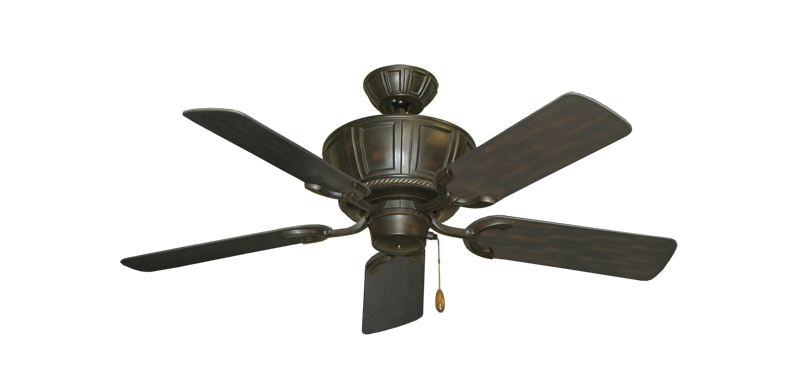 "Picture of Centurion Oil Rubbed Bronze with 44"" Outdoor Oil Rubbed Bronze Blades"