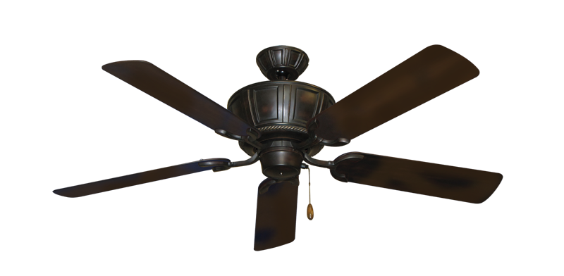 "Picture of Centurion Oil Rubbed Bronze with 52"" Outdoor Oil Rubbed Bronze Blades"
