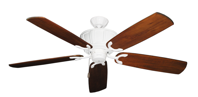 "Picture of Centurion Pure White with 60"" Series 450 Arbor Cherrywood Blades"