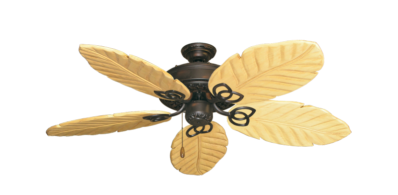 """Picture of Renaissance Oil Rubbed Bronze with 52"""" Series 125 Arbor Maple Blades"""