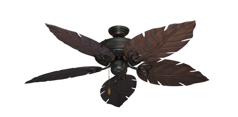 """Picture of Renaissance Oil Rubbed Bronze with 52"""" Venetian Oil Rubbed Bronze Blades"""