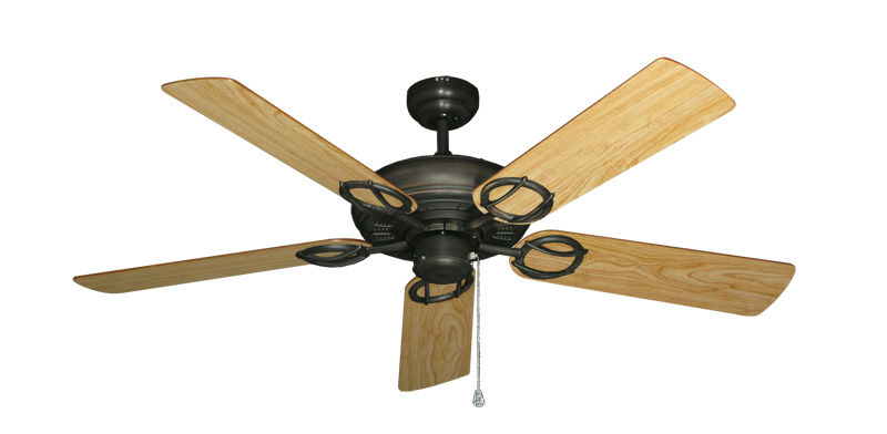"""Picture of Trinidad Oil Rubbed Bronze with 52"""" Maple Blades"""