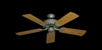 """Bimini Breeze V Antique Bronze with 44"""" Oak Blades"""