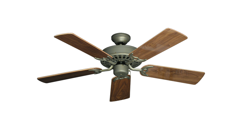 """Picture of Bimini Breeze V Antique Bronze with 44"""" Walnut Gloss Blades"""