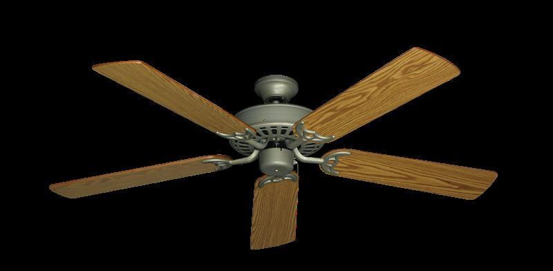 "Picture of Bimini Breeze V Antique Bronze with 52"" Oak Blades"