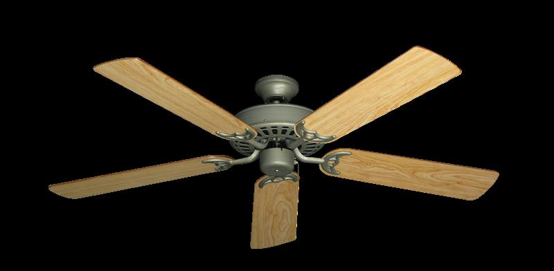 "Picture of Bimini Breeze V Antique Bronze with 52"" Maple Blades"