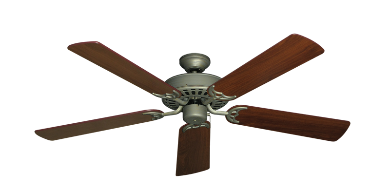"Picture of Bimini Breeze V Antique Bronze with 52"" Walnut Blades"