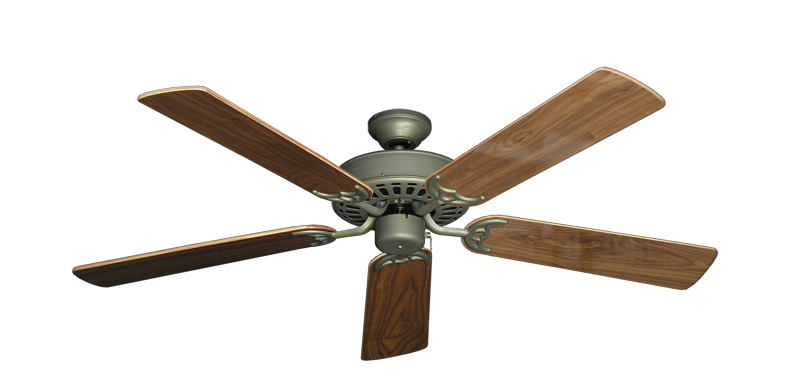 """Picture of Bimini Breeze V Antique Bronze with 52"""" Walnut Gloss Blades"""