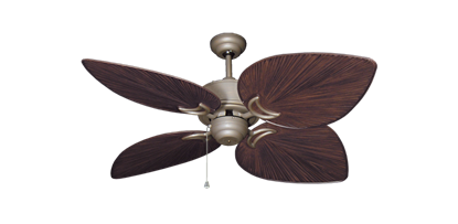 """Bombay Antique Bronze with 50"""" Bombay Oil Rubbed Bronze Blades"""