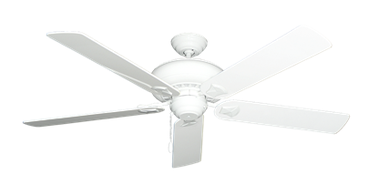 """Picture of Tiara Pure White with 60"""" Pure White Gloss Blades"""