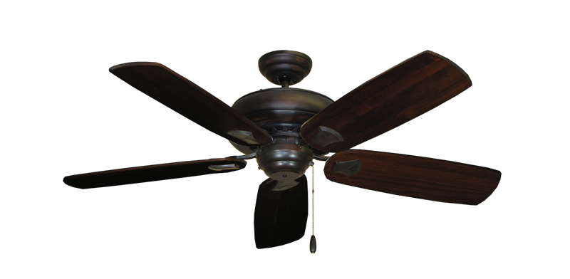 """Picture of Tiara Oil Rubbed Bronze with 52"""" Series 710 Arbor Cherrywood Blades"""
