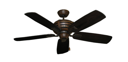 "Picture of Madeira Oil Rubbed Bronze with 52"" Series 710 Arbor Dark Walnut Blades"