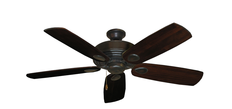 """Picture of Futura Oil Rubbed Bronze with 52"""" Series 710 Arbor Cherrywood Blades"""