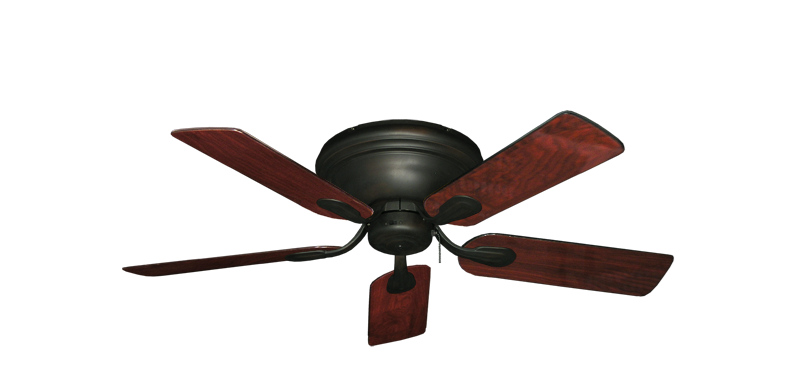 """Picture of Stratus Oil Rubbed Bronze with 44"""" Cherrywood Gloss Blades"""