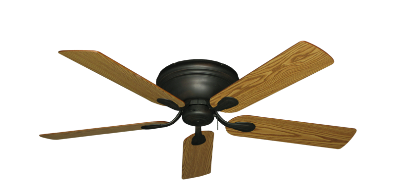 "Picture of Stratus Oil Rubbed Bronze with 52"" Oak Blades"