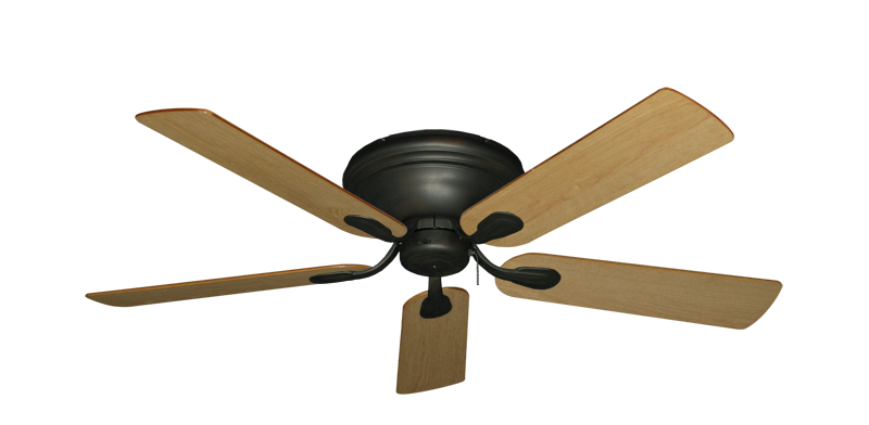 "Picture of Stratus Oil Rubbed Bronze with 52"" Maple Blades"