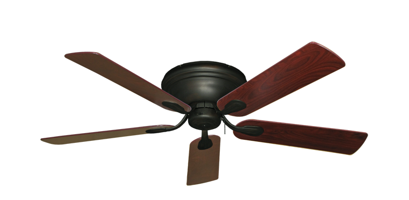 "Picture of Stratus Oil Rubbed Bronze with 52"" Cherrywood Blades"