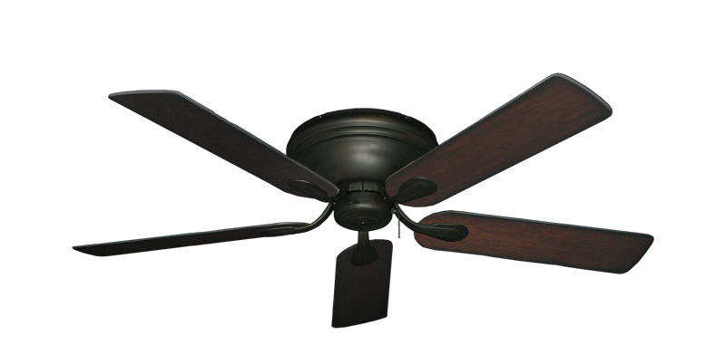 """Picture of Stratus Oil Rubbed Bronze with 52"""" Distressed Cherry Blades"""