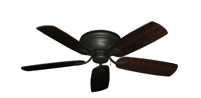 "Picture of Stratus Oil Rubbed Bronze with 52"" Series 710 Arbor Cherrywood Blades"
