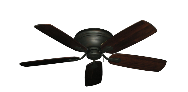 """Picture of Stratus Oil Rubbed Bronze with 52"""" Series 710 Arbor Cherrywood Blades"""