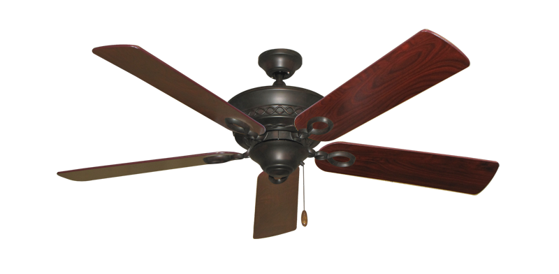 "Picture of Infinity Oil Rubbed Bronze with 52"" Cherrywood Blades"