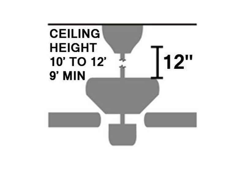 "12"" Extension Pole (3/4"" Diameter)"