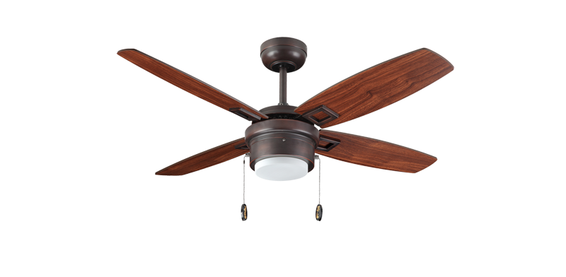 Picture of Sprite 42 in. Oil Rubbed Bronze Ceiling Fan and Light