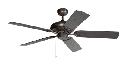 Picture of ProSeries Deluxe Builder 52 in. Indoor/Outdoor Oil Rubbed Bronze Ceiling Fan