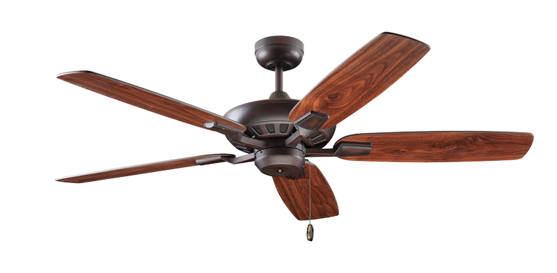 Picture of Saturn 52 in. Oil Rubbed Bronze Ceiling Fan
