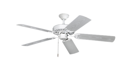 ProSeries Builder 52 in. Outdoor Pure White Ceiling Fan
